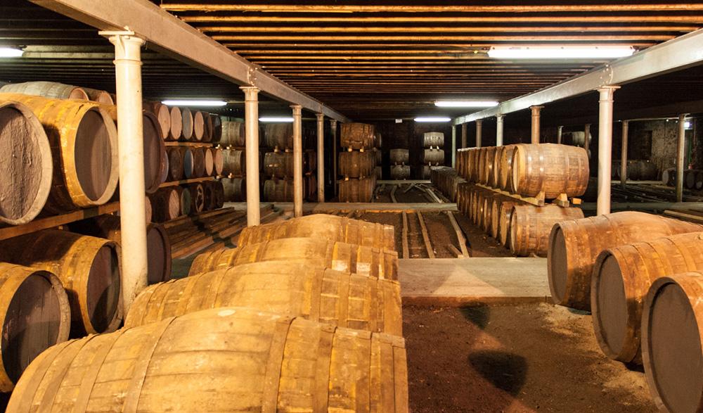 Whiskydistilleri