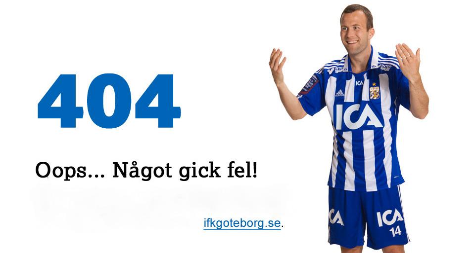 404 IFK Göteborg Hjalmar Jonsson